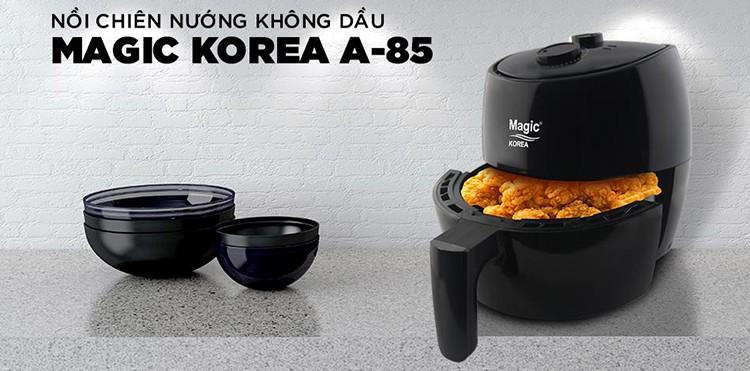 Nồi chiên không dầu Magic Korea A-85