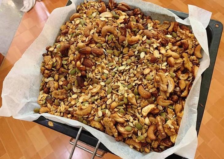 granola la gi loi ich va cach lam ngu coc granola 9