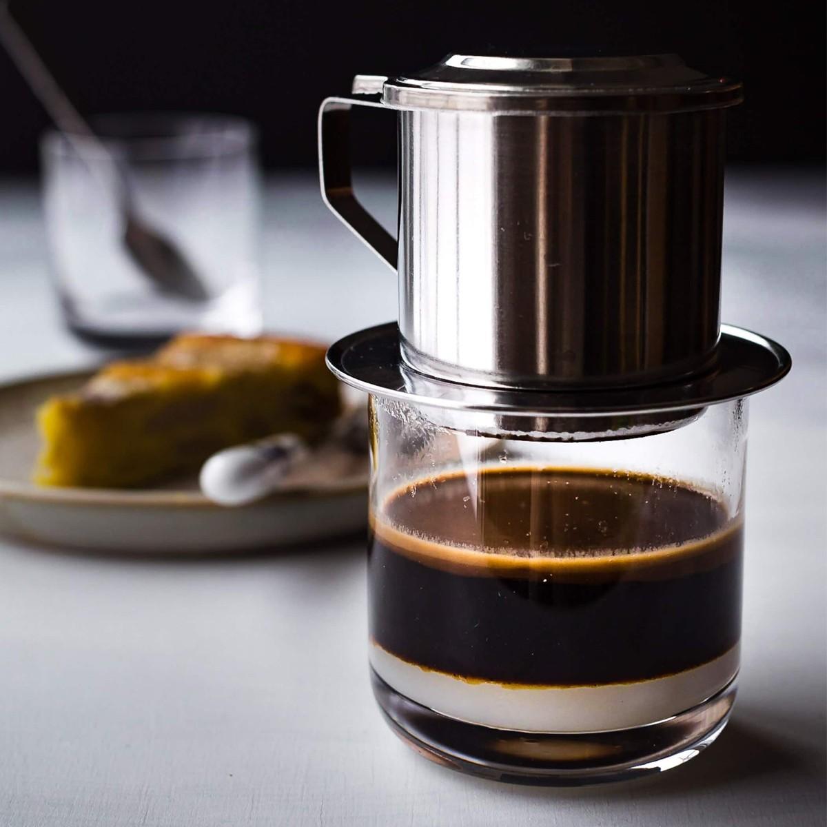 Cà phê sữa cũng được dùng để khử mùi nhựa nồi chiên không dầu