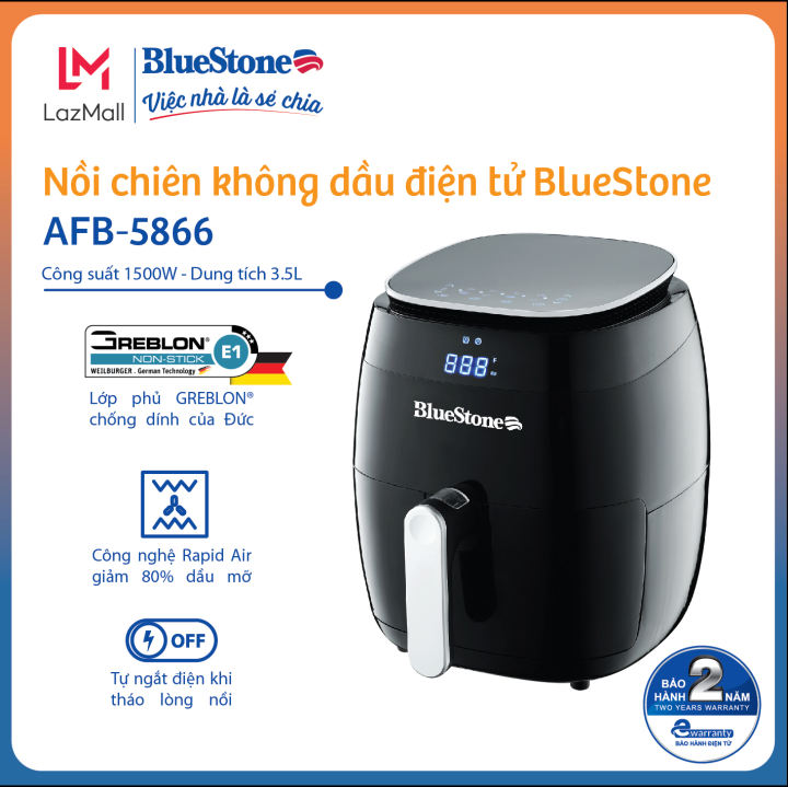 Noi chien khong dau BlueStone AFB 5866 3