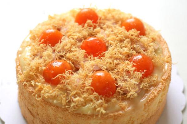 Cách làm bánh bông lan bằng nồi chiên không dầu 3