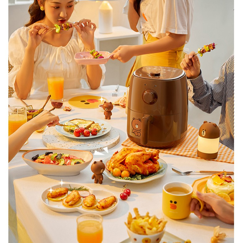 review-noi-chien-khong-dau-joyoung-line-kl26-vf171xl