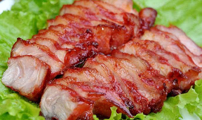 chế biến thịt lợn bằng nồi chiên không dầu 4