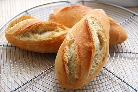 làm bánh mì bằng nồi chiên không dầu 8