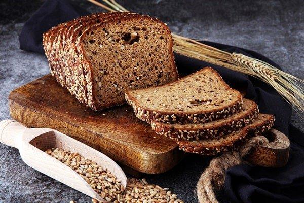 Làm bánh mì đen bằng nồi chiên không dầu 1