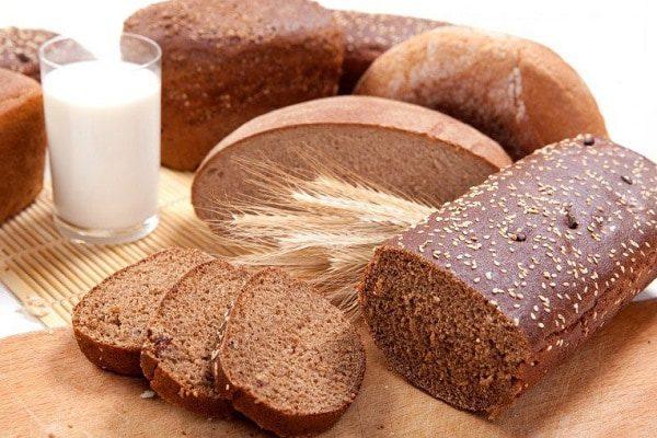 Làm bánh mì đen bằng nồi chiên không dầu 6
