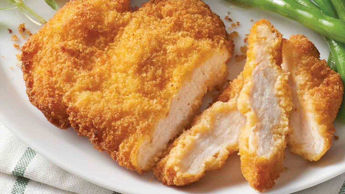 món gà với nồi chiên không dầu 9