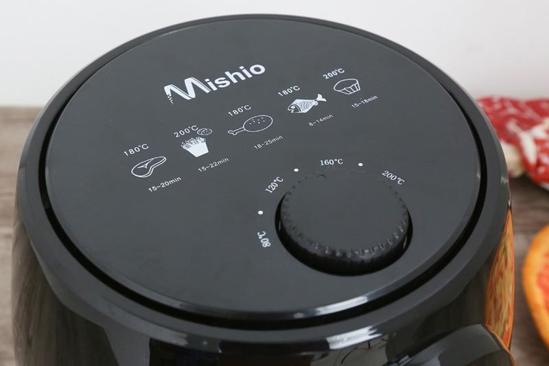 Nồi chiên không dầu Mishio MK01