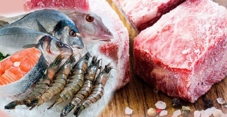 Rã đông thức ăn bằng nồi chiên không dầu 3